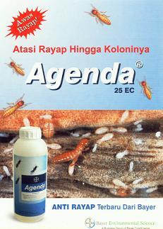 Thuốc diệt mối Agenda 25EC