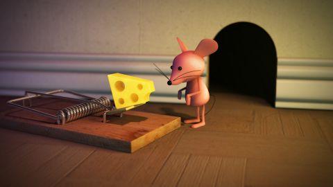 Cái bẫy chuột 2