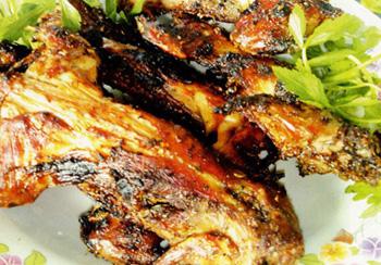 """Các món ăn biến tấu từ """"Chuột dừa"""""""
