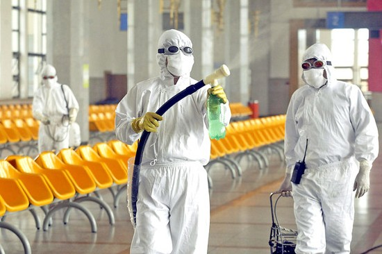 Dịch vụ sát khuẩn, khử trùng