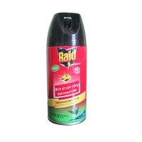 Dit cn trng Raid (Hng Lavender) 300ml