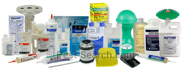 Sản phẩm diệt côn trùng, diệt chuột, diệt mối