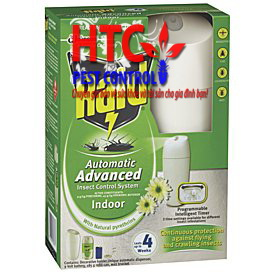 Sử dụng thuốc diệt côn trùng đúng cách