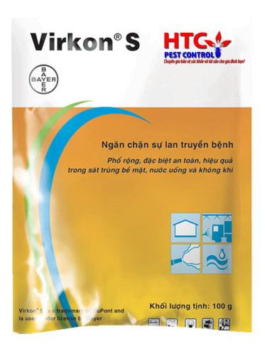 Thuốc sát trùng Virkon S